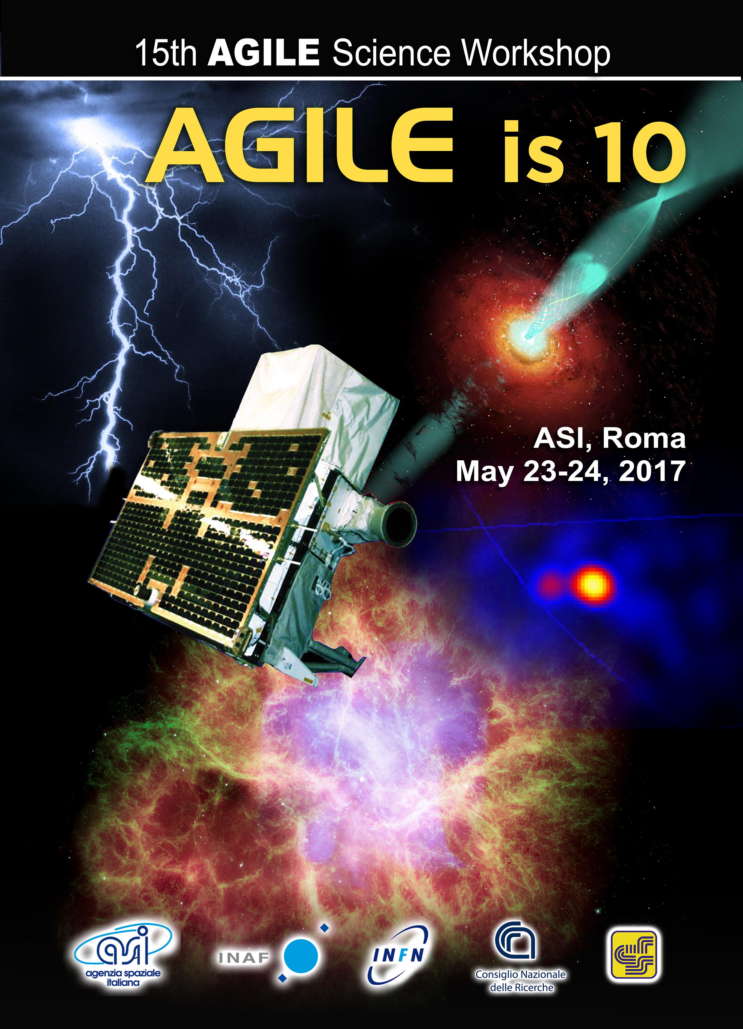 AGILE - Astro-rivelatore Gamma a Immagini Leggero